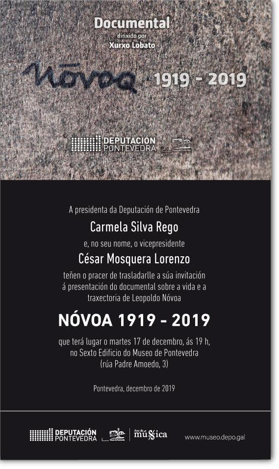 Documental Novoa